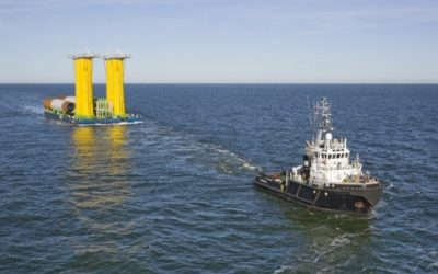 Gode wind offshore wind farm