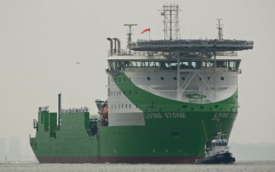 Harbour towage Livingstone