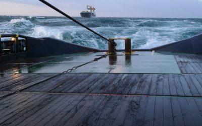 Zeevaart: Kapitein dubbelschroefs sleepboot
