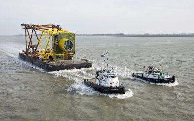 Binnenvaart: Stuurman 1:1 systeem